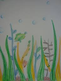 once upon an art room rainbow seahorses inspired by eric carle