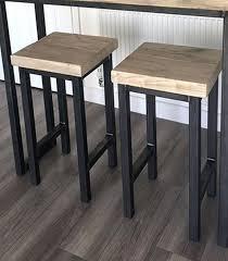 square bar stool how to make square bar stool cushions