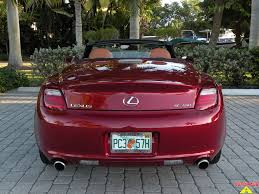 2004 lexus sc430 vsc light 2006 lexus sc 430 ft myers fl for sale in fort myers fl stock