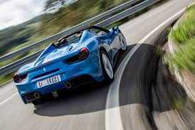 eight things you didn u0027t know about the ferrari 488 spider