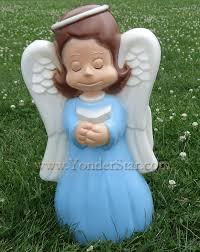 Outdoor Nativity Lighted - outdoor nativity angel 18