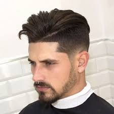 temple fade haircut black men with beard 1331 hairstyle directory