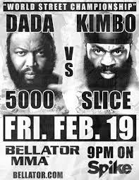 kimbo slice dada 5000 and the battle for the u0027world street