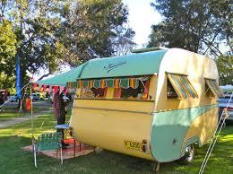 90 best vintage retro old camper trailers images on pinterest