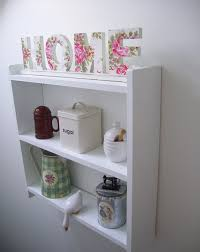 60cm white pine shelving unit kitchen shelves bedroom shelves