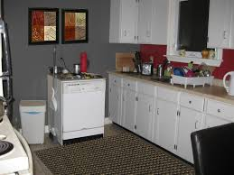 Backsplashes For White Kitchen Cabinets White Kitchen Cabinets Gray Walls Home Decorating Interior
