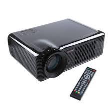 projector vs tv home theater amazon com db power led 66 home theater projector 1080p video