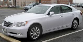 lexus used car for sale in nj file lexus ls460 jpg wikimedia commons