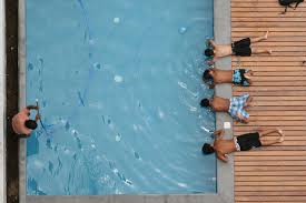 backyard swimming pools u2013 planning the depth and size for your