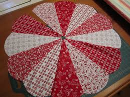 Blue Velvet Tree Skirt 20 Free Quilted Christmas Tree Skirt Patterns Guide Patterns