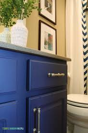 Blue Bathroom Vanity by Blue Bathroom Vanity Cabinet House Design And Planning