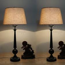 Iron Table Lamps Country Table Lamps Living Room 29814 Astonbkk Com