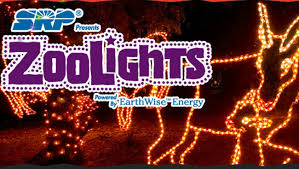 Zoo Lights Phoenix Srp Presents Zoolights Phoenix Events Yelp