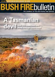 bush fire bulletin vol 38 no 2 2016 by nsw rural fire service