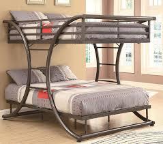 Best 25 Bunk Bed Designs Ideas On Pinterest Fun Bunk Beds Bunk by Nice Bunk Bed Queen On Bottom 25 Best Ideas About Queen Bunk Beds
