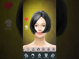 see what you would look like with different color hair hairstyle changer app virtual makeover women men android apps