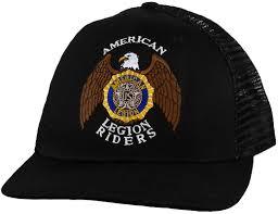 American Legion Flag Legion Riders Cap Mesh American Legion Flag U0026 Emblem