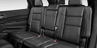 dodge durango 3rd row seat with 3rd row seating and great tow ratings 2012 dodge durango