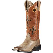 ariat s boots size 12 ariat s ranchero cross square toe boots