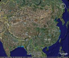 Guilin China Map by Guilin China 2006