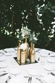 wine bottle wedding centerpieces 21 beautiful wine bottle centerpieces you can make for your
