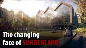 the changing face of sunderland how the city could look in just a