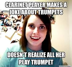 Trumpet Player Memes - player fail