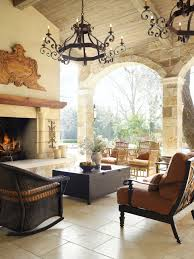 livinf spaces alfresco living spaces with a mediterranean flair traditional home