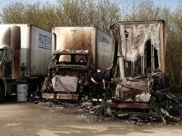 Airways Transit Kitchener - suspicious truck fire in kitchener ctv kitchener news