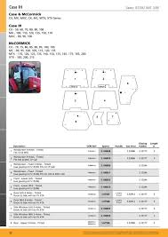 cab glass case ih page 14 sparex parts lists u0026 diagrams