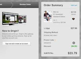 fifa 14 black friday amazon cheapest fifa 14 after new 15 off sitewide coupon at origin