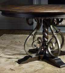 Dining Room Amazing Gwalior Zinc Finished Iron Table India Cast - Metal table base designs
