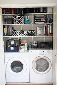 inside a professional organizer u0027s home the laundry closet