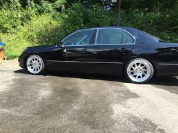 lexus ls430 wheel offset ls430 2001 with 19x11 all around clublexus lexus forum discussion