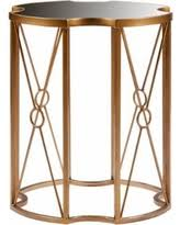 Bronze Accent Table Amazing Deal On Madison Park Kylie Antique Bronze Accent Table