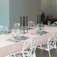 designer modern cotton tablecloths runners modern table linens