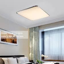 Flush Mount Ceiling Lights For Kitchen Square Flush Mount Ceiling Light Reviews Online Shopping Square