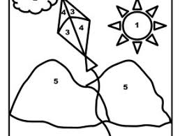 printable scenery coloring pages kites coloring pages american