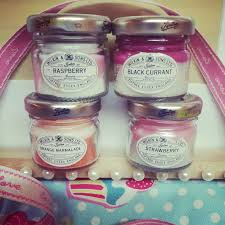 hand made candles in mini jam jars theme parties world in