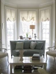 Dining Room Bay Window Treatments - pin by donna mcduffie on window treatments u0026 soft furnishings
