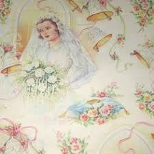wedding gift wrapping paper vintage gift wrapping paper womens handkerchief box wrapper