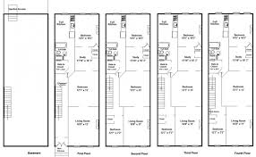 row house floor plan row house floor plans r72 in modern design style with row house