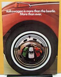1971 volkswagen vw beetle owners manual care u0026 operation