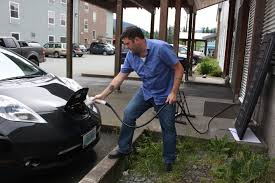 nissan leaf for sale by owner plugging in could be cheaper for juneau u0027s electric vehicle owners