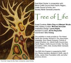 arts exhibition tree of east west center www