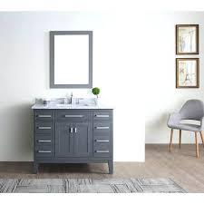 grey bathroom vanity cabinet maple bathroom vanity pdd test pro