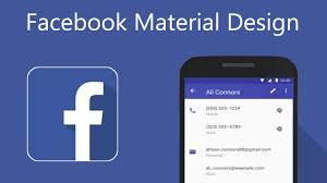 design font apk material design facebook app download youtube
