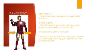 armor of god ephesians 6 the armor piece by piece ppt download