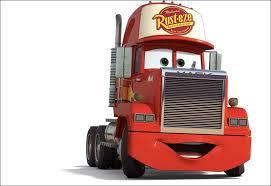 disney cars movie pixar animation studio mack route66