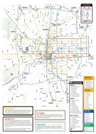 Indiana Map Usa by Indianapolis Bus Route Map Map Of Indianapolis Bus Route